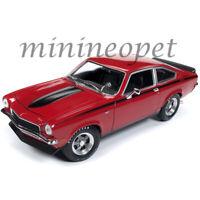 AUTOWORLD AMM1156 1972 CHEVROLET VEGA YENKO STINGER 1/18 DIECAST MCACN RED