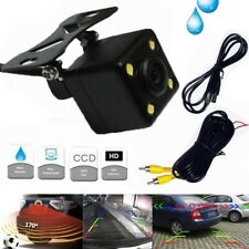 170° Car Rear View Parking Reverse Camera Mini Night Vision Waterproof