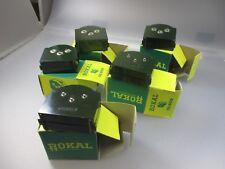 Rokal Spur TT: Konvolut 5x Verteiler u.Schalter Nr.01656, 01659,01663 (Stiege10)