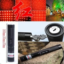 Laser Beam Pointer Pen Lazer RED Presentation Pens Cat Light Toy 5mw 605nm