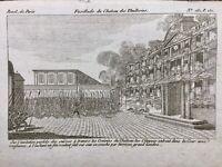 Gardes Suisses 1792 fusillade Sans Culottes Tuileries Louis 16 révolution Paris