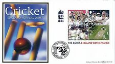 2005 Benham BLCS316b Cricket - The Ashes, with info card