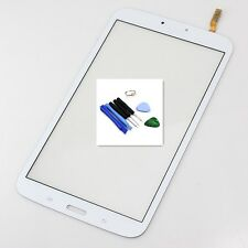 White For Samsung Galaxy Tab 3 SM-T310 8.0 Touch Screen Digitizer Glass Part