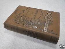 LA TERRE SANGLANTE JACQUES LOZERE 1893 roman historique guerre calmann levy *