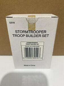 STAR WARS SAGA Fan Club Mail Away Exclusive STORMTROOPER TROOP BUILDER SET Boxed