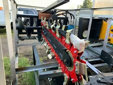 "Greatbear 900/200 Skid Steer Hydraulic Trencher Attachment 35.5"" Dig Depth New"