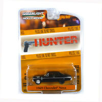 Greenlight 44880-D Chevrolet Nova schwarz - Hollywood Serie Maßstab 1:64 NEU!°