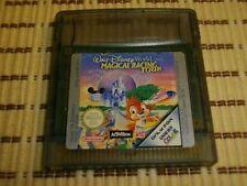 Magical Racing Tour für GameBoy Color und Advance