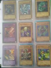 MINT Yu-Gi-Oh! LEGEND OF BLUE EYES - LOB COMPLETE SET MINT