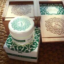 Sultana Hand Of Fatima & Body Balm IN Wooden Box Organic Vegan Fair Handmade