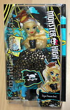 Monster High Dayna Treasura Jones DTV93 NEU/OVP Puppe