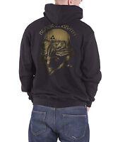 Official Black Sabbath - Tour 78 -  Men's Black Zipped Hoodie