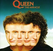 QUEEN THE MIRACLE REMASTERED CD NEW