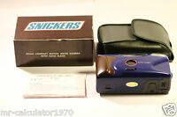 VINTAGE SNICKERS 35mm COMPACK FILM CAMERA