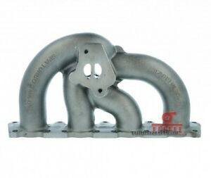 SPA Turbo manifold VAG 1.8T transverse - cast iron - T3 TwinScroll