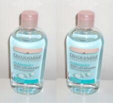 2x Diadermine klärendes Mizellen Wasser normale & Mischhaut 2x400ml