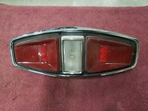 1968 Ford Wagon, Country Squire, Country Sedan Tail Light assembly NICE Original