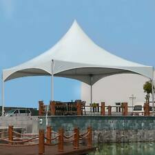 20x20' High Peak Frame Commercial Canopy Tent Waterproof Party Wedding Gazebo