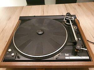 Plattenspieler Dual CS 604