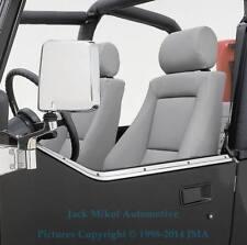 Half Door Retaining Channel 87-95 Jeep Wrangler