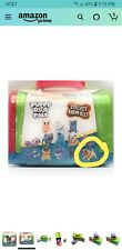 PUPPY DOG PALS Travel Pets DISNEY JUNIOR figurine series 1 Rolly RARE!!! No cage