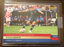 2018 Panini Instant World Cup Base Red #282 Kylian Mbappe France /540