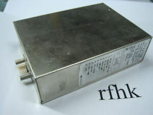 USED EFRATOM LPRO-101 Rubidium Oscillator output 10MHz