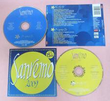 CD Compilation Sanremo 2009 AL BANO PATTY PRAVO ARISA ALEXIA no lp mc vhs(C42)*