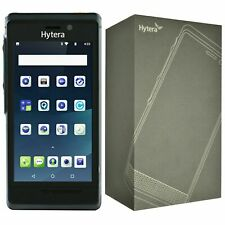 """New Hytera SmartPhone PNC550 32GB Dual-SIM 5"""" Android Rugged IP68 TWO WAY RADIO"""