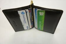 Gentleman's Real Leather Money Clip Wallet and Card Holder Top Brand Golunski