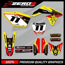 Suzuki RM H. 125 250 400 450 Motocross MX Gráficos Kit Completo Rockstar