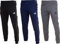Adidas Core Boys Sweatpants Kids Tracksuit Bottoms Sweat Pants Joggers Fleece