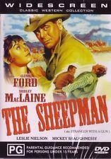 THE SHEEPMAN - GLENN FORD - CLASSIC NEW DVD - FREE LOCAL POST
