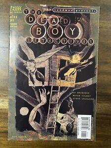 Sandman Presents Dead Boy Detectives  1 - 1ST 2008 Vertigo HBOMax