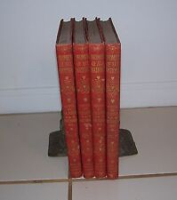 Women of All Nations 4 volumes set full of photos 1915