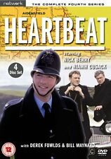 HEARTBEAT the complete fourth series 4. Four discs. New sealed DVD.
