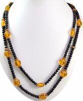 Vintage Fashion & Costume Boho Hippie Ethnic Jewelry Beads Necklace N-304