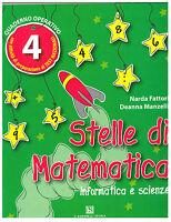 STELLE DI MATEMATICA 4 ,C. SIGNORELLI , 4° PRIMARIA, MATEMATICA 4, 9788843412686