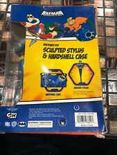 Nintendo  DSI Sculpted Stylus  & Hardshell Case - Batman The Brave & Bold