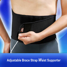 1 Pc Lower Back Supporter Waist Guard Pad Protector Support Relieve Waist Pain