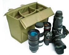 DIY Padded Camera DSLR SLR Protect Partition Divider Case Insert Bag Cover Pouch