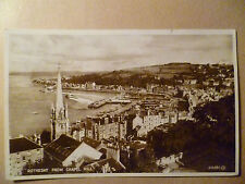 Vintage Postcard: ROTHESAY FROM CHAPEL HILL,Scotland > Bute, 210580