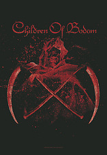CHILDREN OF BODOM - FABRIC POSTER - 30x40 WALL HANGING HFL0813