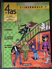 Integrale 7 Les 4 As - Craenhals-Chaulet - 2004