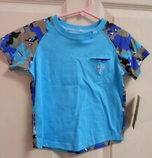 LRG Little Boys' Camo Wolf Raglan Tee NWT 2T Lifted Research MSRP $22 Great Deal