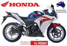 Honda CBR-250R 2011-2012-2013 Slip on Exhaust IXIL L3X BLACK Dual outlet Exhaust