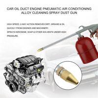 Car Air Pulse High Pressure Cleaner Gun Tornado Washer Surface Interior Exterior