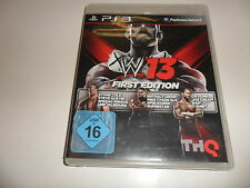 PLAYSTATION 3 WWE 13