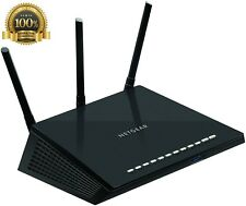 NETGEAR Nighthawk AC1750 Smart Dual Band WiFi Router R6700 Speed Faster Internet