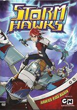 Storm Hawks - Hawks Rise Again (DVD, 2008) Cartoon Network animated adventure